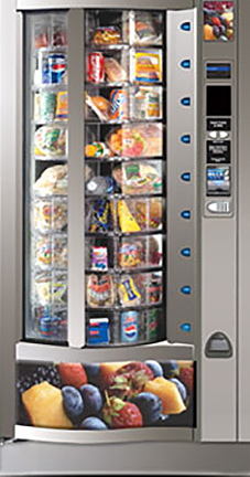 northwest vending machine